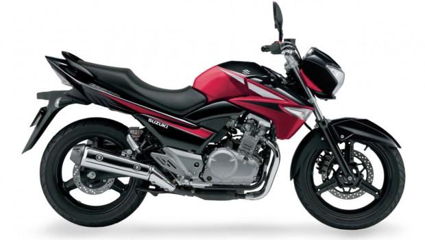 Suzuki Inazuma 250 motor sport nyaman harga 49 jutaan