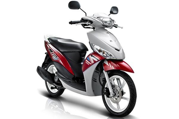 berapa liter konsumsi bbm Yamaha Mio J per 1 kilonya