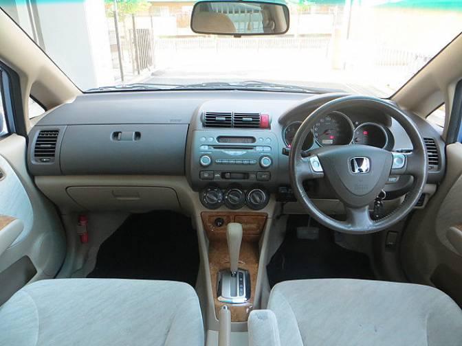 interior honda city gd8 1.5 N fit aria 2003