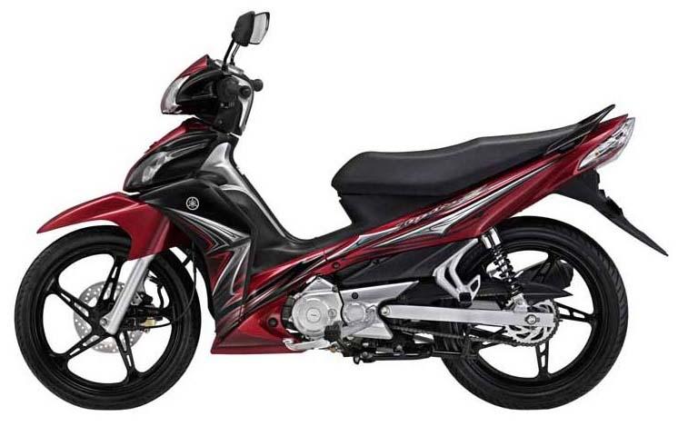 motor irit bbm Yamaha Jupiter Z1