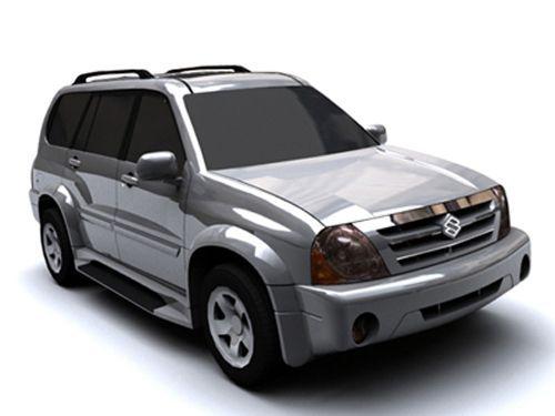 Gambar eksterior mobil Suzuki Grand Escudo XL7