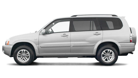Kelebihan Kekurangan Suzuki Grand Escudo XL7