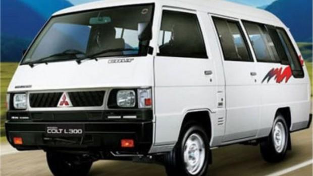Mitsubishi Colt L300 Station muat 9 Penumpang harga 190 jutaan