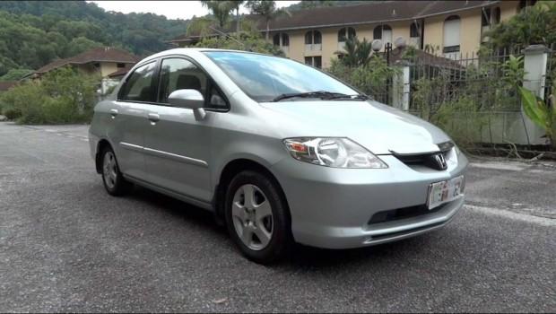 Mobil sedan bekas 2003 Honda City i-DSi Manual
