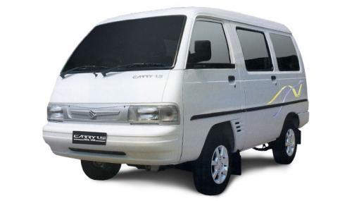 Suzuki Carry Real Van 1.5  mobil kapasitas 7 penumpang harga 130 jutaan
