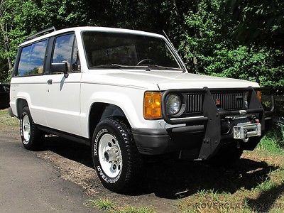 Jip bekas 20 jutaan Chevrolet Trooper 1986