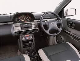 interior Nissan X-Trail T30 Gen 1 7