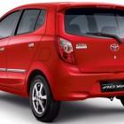 Harga Mobil Toyota Agya Terbaru 2016