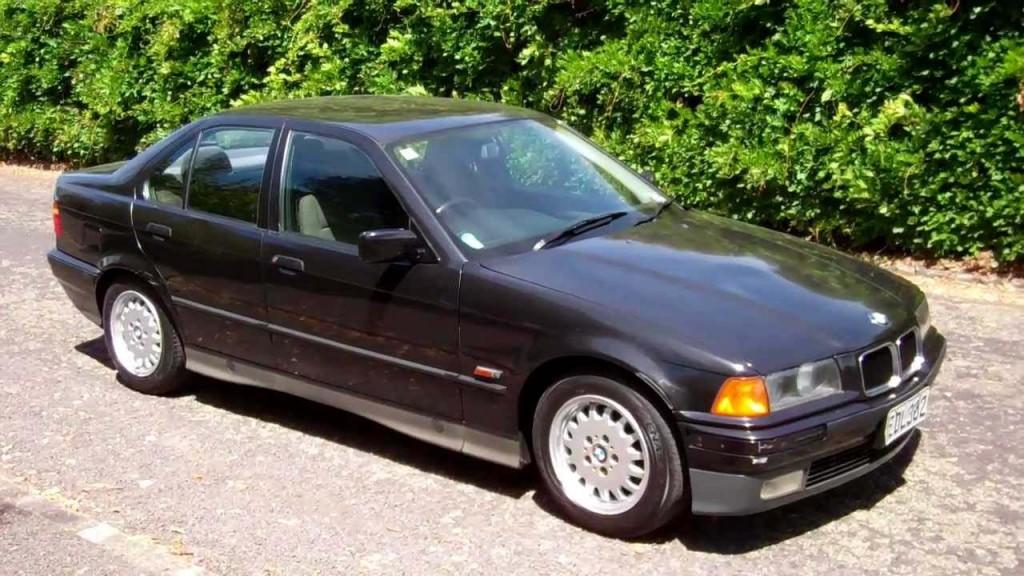 BMW bekas seri 323i tahun 1996