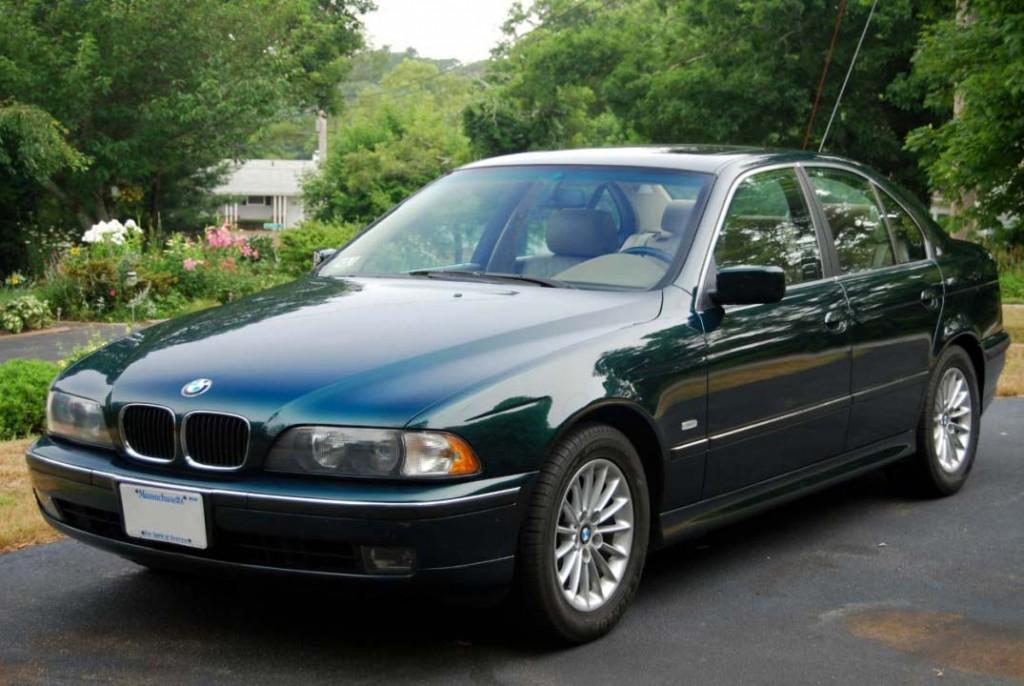 BMW bekas seri 528i E39 tahun 1997 harga jual 60 jutaan