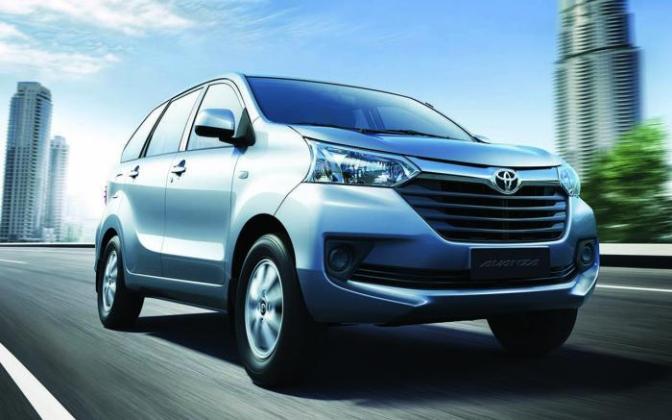 Gambar Toyota Avanza 2016 mobil irit bensin keluarga