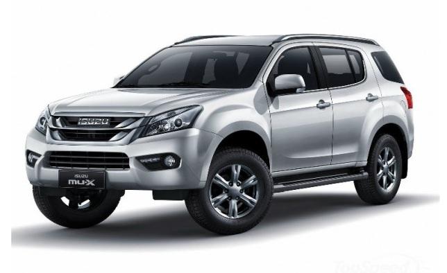 Mobil diesel keren Isuzu MU-X harga murah