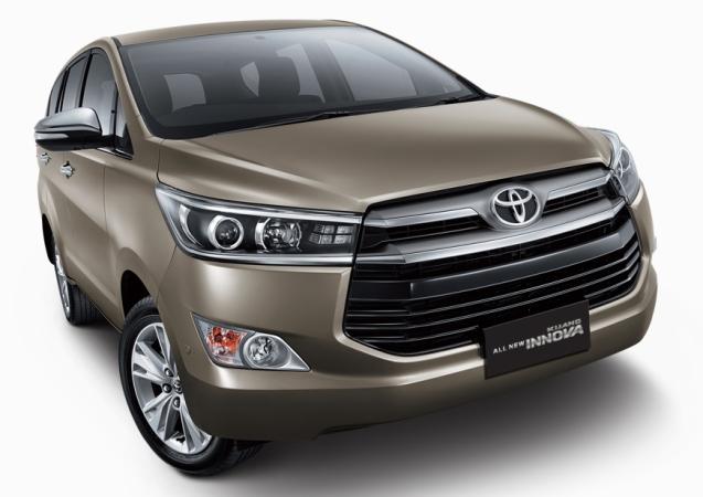mobil diesel terbaik toyota kijang innova