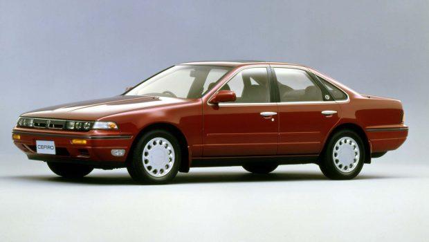 Nissan Cefiro A31 1988