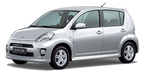 hatchback murah Daihatsu Sirion