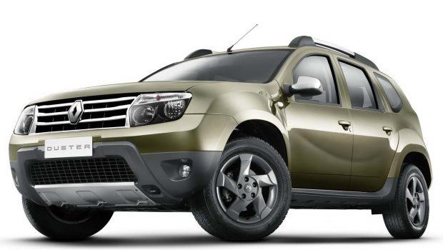 mobil diesel Renault Duster indonesia