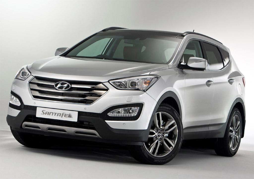 mobil diesel korea Hyundai Santa Fe