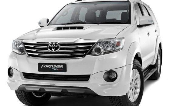 mobil diesel terbaik indonesia Toyota Fortuner VNT TRD Sportivo