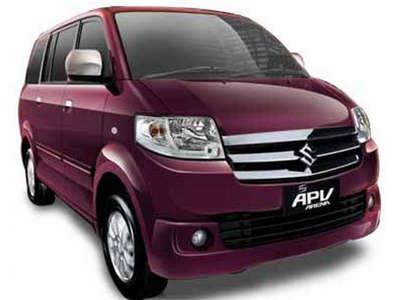 mobil van indonesia Suzuki APV