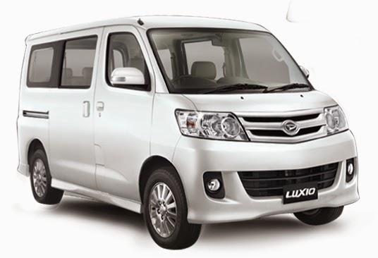 rekomendasi mobil van Daihatsu Luxio