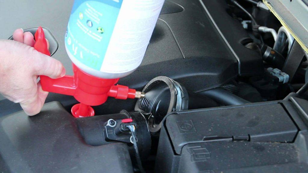 cara membersihkan turbo intercooler
