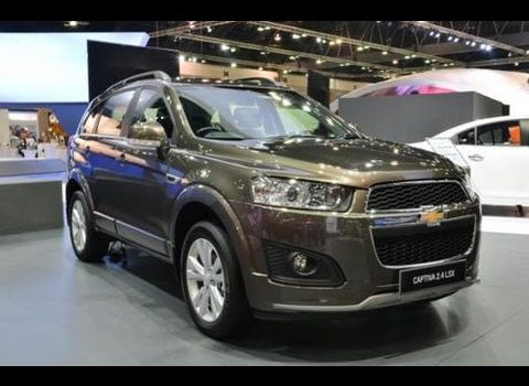 Chevrolet Captiva Indonesia