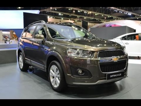 Chevrolet Captiva Indonesia