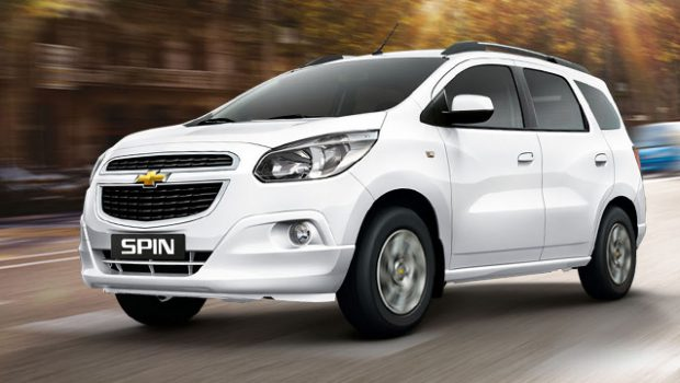 Chevrolet Spin, mobil chevrolet di Indonesia