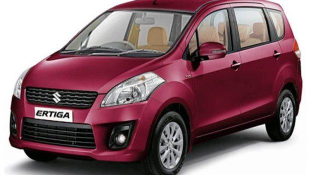 mobil keluarga murah Suzuki Ertiga
