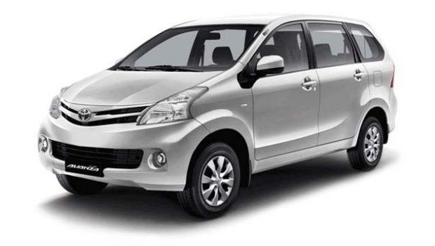 mobil keluarga nyaman Toyota Avanza