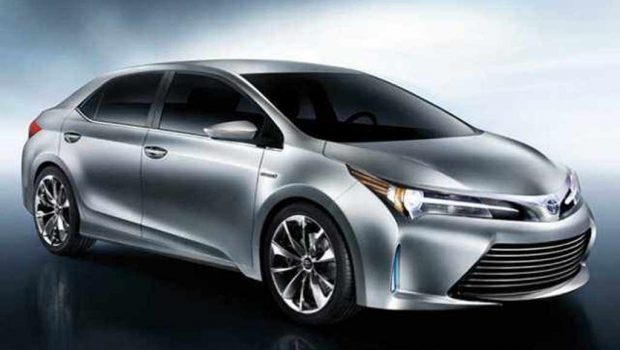 mobil sedan Toyota all new vios 2016