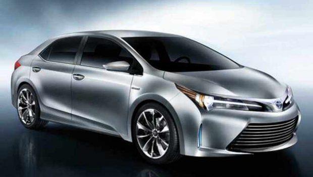 mobil sedan Toyota all new vios 2016