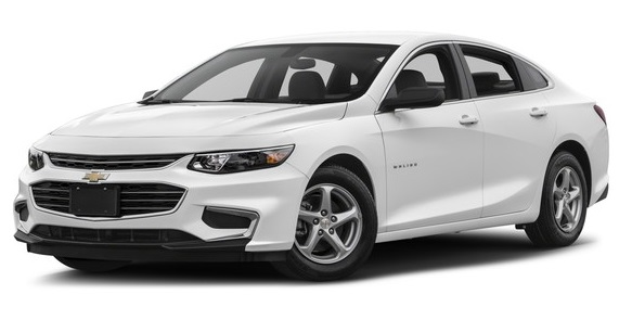 mobil sedan keluarga keren nyaman Chevrolet Malibu