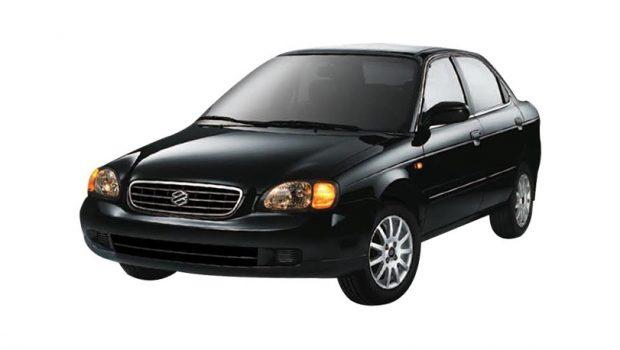 Suzuki baleno 2005