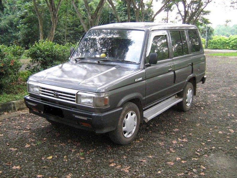 Toyota Kijang bekas generasi ke 3