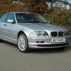 Harga BMW 318i Bekas Tipe E46 M43 tahun 2000