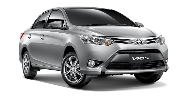 All New Toyota Vios 2018