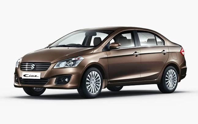 Suzuki Cias 2018
