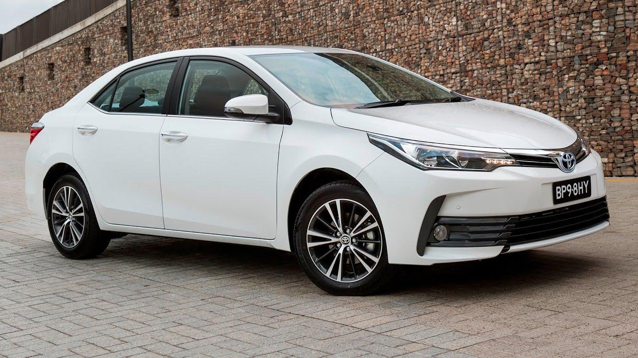 Toyota New Corolla Altis 2018