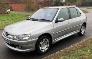 Mobil eropa gampang perwatan Peugeot 306 My2000