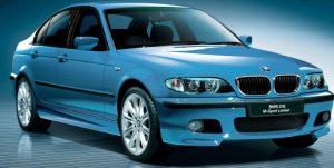 Mobil eropa mudah perwatan BMW Seri 3 E46
