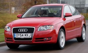 mobile eropa Audi A4 B6