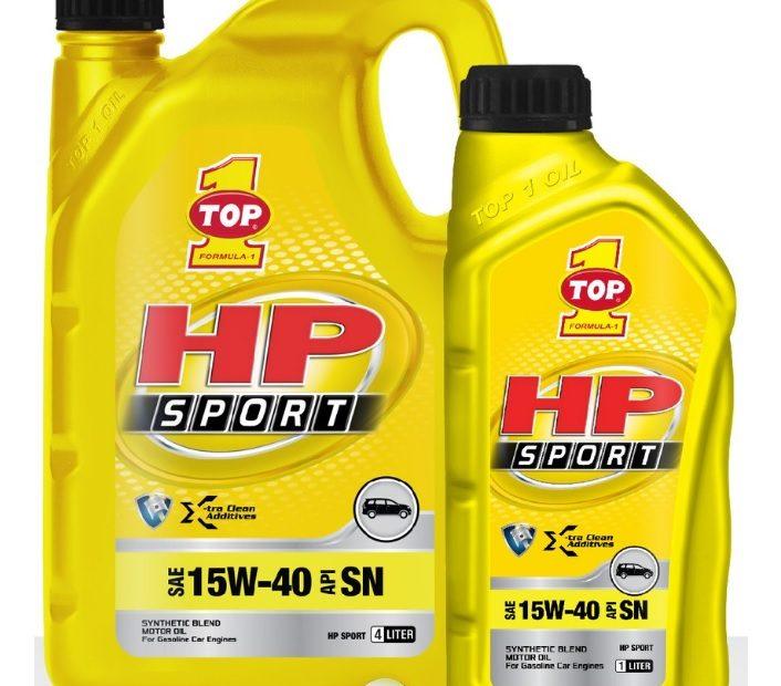 TOP 1 HP Sport