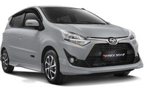 Toyota agya Tipe G M/T