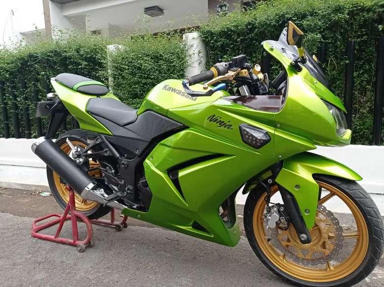 Kawasaki Ninja 250 Karburator bekas